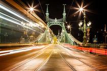 Action auf der Freiheitsbrücke by foto-m-design