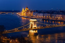 Kettenbrücke by foto-m-design