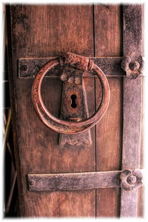 Alte Tür von mario-s