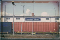 Opelwerk Rüsselsheim von Bastian  Kienitz
