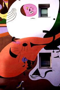 Miro Haus  von Bastian  Kienitz