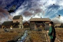 Krabat, komm nach Schwarzkollm in die Mühle... by garrulus-glandarius