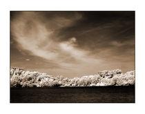 Himmel über dem Totenmaar von Theo Broere