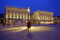 Place Stanislas Nancy by Patrick Lohmüller