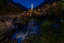 Lavertezzo (Valle Verzasca) von Dennis Heidrich