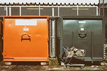 Abfallcontainer von Bastian  Kienitz