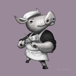 Pig-butcher-illustration