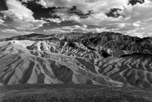 Death valley - zabriskie point 3
