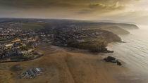Perranporth Vista  by Rob Hawkins