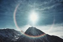 circle raibow by emanuele molinari