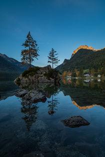 Hintersee  (Ramsau) by Dennis Heidrich