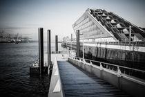 Dockland Hamburg von gini-art