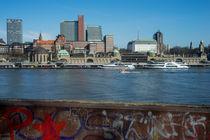 Hamburg Hafen von gini-art