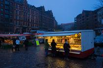 Fischmarkt Hamburg von gini-art
