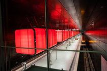 U-Bahn Hafencity by gini-art