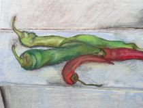 Pepperoni von Gregor Wiggert