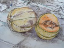 Melonen by Gregor Wiggert