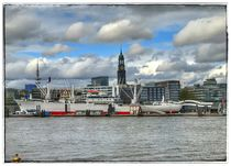 Hamburg Hafen von Stefan Wehmeyer