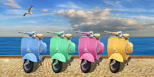 Vespa-colorful-o-marke