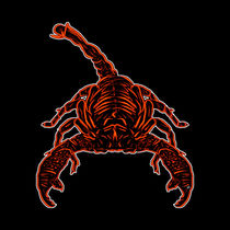 Scorpian  by Vincent J. Newman