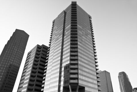 Los angeles - downtown skyline