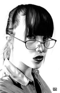 Young girl von Sergio Pasqualino
