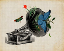 Gramophone Vintage by thenewblack design