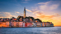 Sunset in Rovinj by Michael Abid