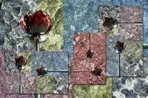 Metallhaltiges Gestein von garrulus-glandarius