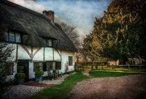 Sulhamstead Abbots Cottages by Ian Lewis