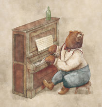 The Pianist by Mike Koubou