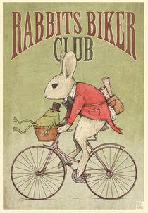 Rabbits Biker Club von Mike Koubou