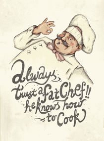Chef by Mike Koubou