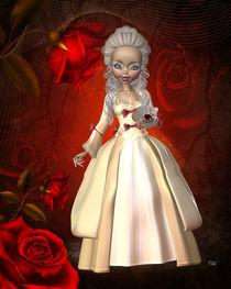 Madame Ladybug by Conny Dambach