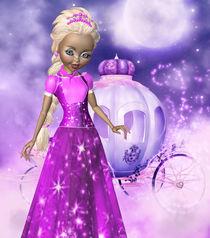 Prinzessin Aleria von Conny Dambach