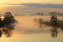 Wolken, Nebel, schön von Bernhard Kaiser