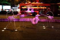 Beatles Platz in Hamburg by frakn