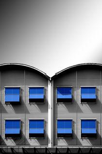 Blaue Montage von Bastian  Kienitz
