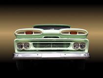 US-Autoklassiker Pickup 1960 by Beate Gube