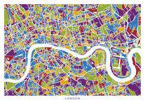 london map von Print Point