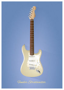 Fender guitar by Print Point