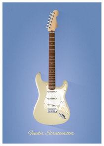 Fender guitar von Print Point