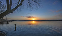 Morgenstimmung am Ratzeburger See by Andrea Potratz