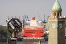 Hafen Hamburg von gini-art