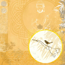 Meditation von carmenvaro-fotografie