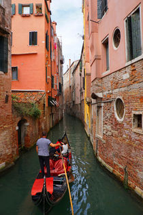 // Venedig - Gondoliere II //  by Moritz Sewald