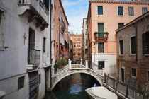 // Venedig - Kanal Blick // von Moritz Sewald
