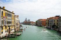 // Venedig - Blick zur Santa Maria della Salute // by Moritz Sewald
