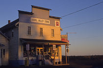 Historic Laurel Valley Grocery Store by Jim Corwin