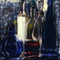 Bar Bottles von Pola Art